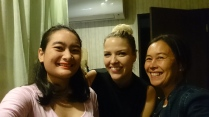With Cass & NataLie